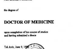 MD-diploma